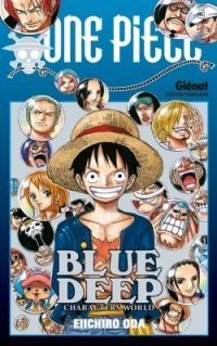 One piece - Blue deep - Databook