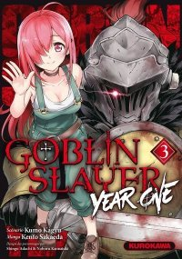 Goblin slayer - year one T.3