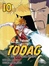 Todag - tales of demons and gods T.10