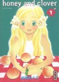Honey and clover T.1