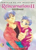 Réincarnations II - Embraced by the Moonlight T.3
