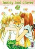Honey and clover T.8
