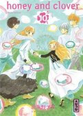 Honey and clover T.10