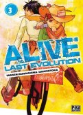 Alive Last Evolution T.3