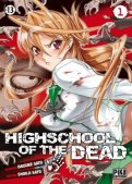High School of the Dead T.1