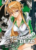 High School of the Dead T.4
