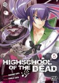 High School of the Dead T.5