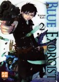 Blue exorcist T.2