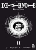 Death Note - Black édition T.2
