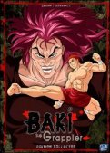 Baki the grappler - saison 1 - collector