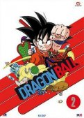Dragon Ball - coffret 2 - 14 DVD