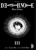 Death Note - Black édition T.3