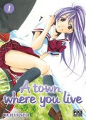 A town where you live T.1