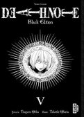 Death Note - Black édition T.5