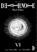 Death Note - Black édition T.6