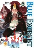 Blue exorcist T.5