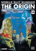 Mobile Suit Gundam - The origin T.14