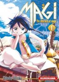 Magi - the labyrinth of magic T.1