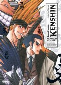 Kenshin le vagabond - Perfect édition T.11