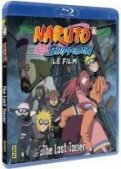 Naruto shippuden Film 4 - The Lost Tower - blu-ray
