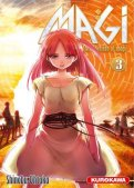 Magi - the labyrinth of magic T.3