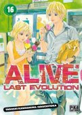 Alive Last Evolution T.16