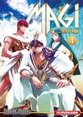 Magi - the labyrinth of magic T.4
