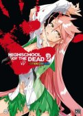 High School of the Dead - édition Couleur T.3