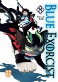Blue exorcist T.8