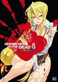 High School of the Dead - édition Couleur T.4