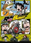 Run day burst T.7