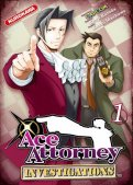 Ace Attorney - Investigations T.1