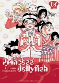 Princess Jellyfish T.6