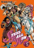 Jojo's bizarre adventure - Steel Ball Run T.2