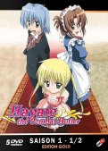 Hayate the combat butler - saison 1 - Vol.1 - édition gold
