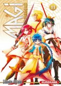 Magi - the labyrinth of magic T.11