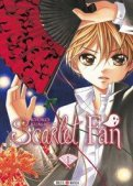Scarlet fan - A horror love romance T.1