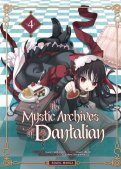 The mystic archive of Dantalian T.4