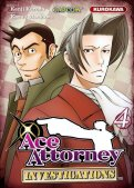 Ace Attorney - Investigations T.4