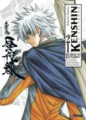 Kenshin le vagabond - Perfect édition T.21