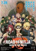 Naruto shippuden - film 6 - Road to ninja