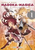 Puella Magi Madoka Magica - The different story T.1