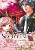 Scarlet fan - A horror love romance T.4