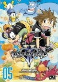 Kingdom Hearts II T.5
