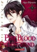 Pure blood boyfriend - He's my only vampire T.1
