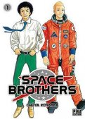 Space brothers T.1