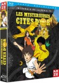 Les myst�rieuses cit�s d'or - int�grale blu-ray