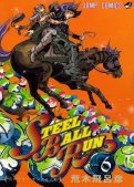 Jojo's bizarre adventure - Steel Ball Run T.6