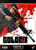 Golgo 13 Vol.1 - édition gold
