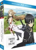 Sword art online - int�grale Arc 1 - blu-ray - �dition saphir